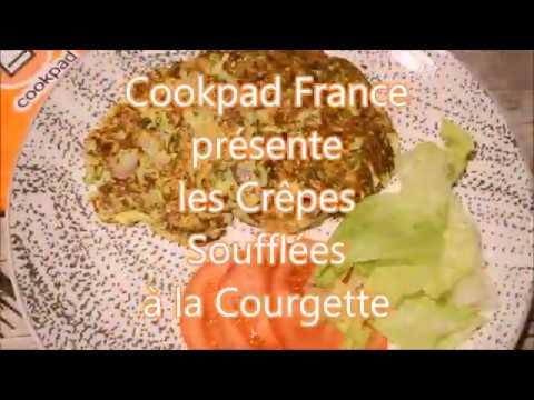 crêpes-soufflées-à-la-courgettes---cookpad-france