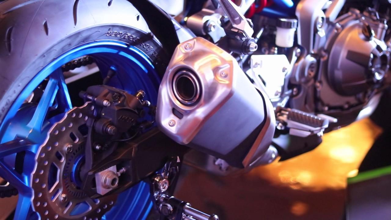 [Video Launch] ชมวีดีโอเปิดตัว Kawasaki เปิดตัวพี่ใหญ่ตระกูลแสบ 3 รุ่นรวด