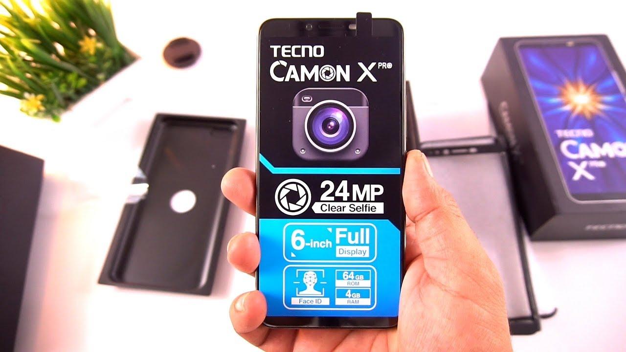 Tecno Camon X Pro Unboxing & Quic Review [Urdu/Hindi]