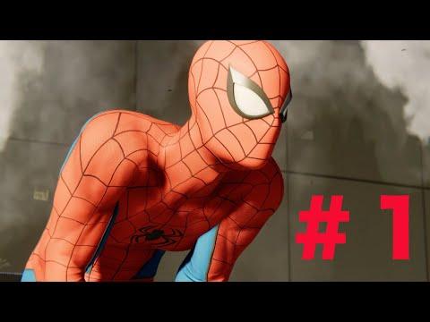 まるで映画! 超リアルゲームスパイダーマン