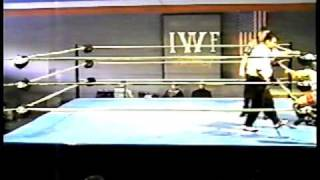 IWF Classics - Victor Palovi vs Shannon Ballard - Simi Valley, CA 1998