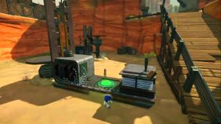 Sonic Boom Review (WiiU)