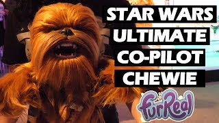 Star Wars Furreal Ultimate Co Pilot Chewie