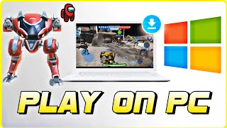 Mech Arena 🤩How To Install Mech Arena On PC   Laptop ( Windows )