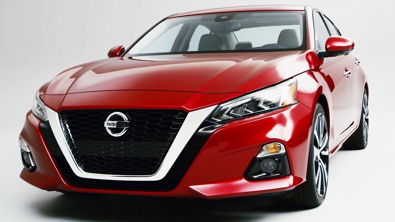 Nissan ALTIMA | TEANA 2019 - YouTube