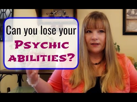 🔮Can you lose your psychic abilities?