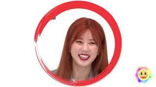 에이핑크 박초롱의 행복해지는 미소 - Apink Chorong's happy smile