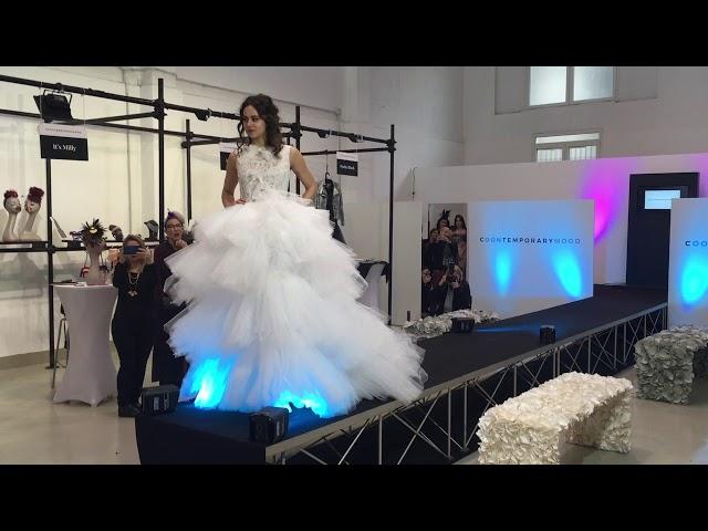 Fashionweek 2018 – Una sposa modella