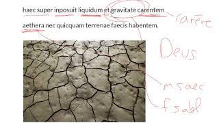 LatinPerDiem Latin Lessons, Publius Ovidius Naso, Metamorphoseon Liber Primus, 18