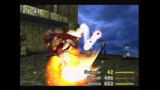 Final Fantasy VIII - Extra #1 Conseguir el arma Curtis-Kiat (NJNL Challenge)
