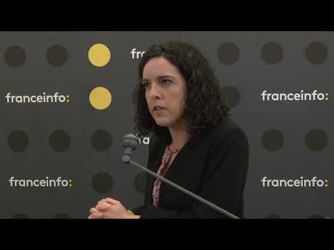 #VotreEurope : Manon Aubry (La France insoumise) répond à la question des internautes