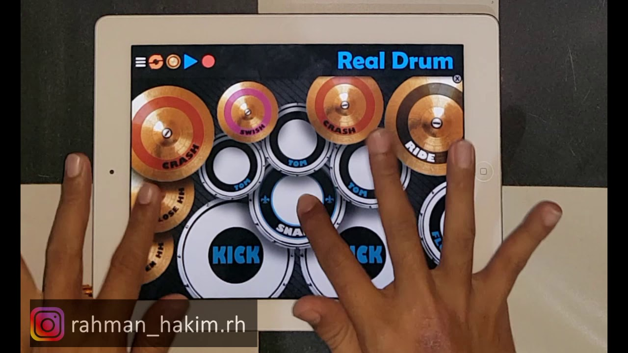 Selamat Lebaran Ungu Real Drum Cover Youtube