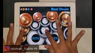 Selamat Lebaran - Ungu [Real Drum Cover]