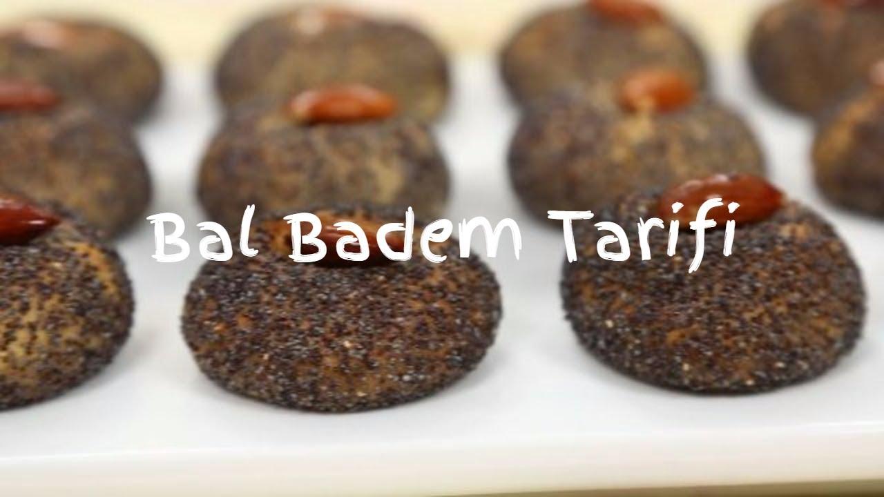 Bal Badem Tatlısı Tarifi