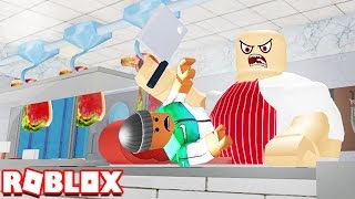 ESCAPE IL EVIL MEAT SHOP IN ROBLOX