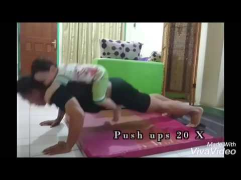 Bodyweight at home