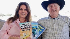 THE BEST RV BOOKS & GIVEAWAY! INTERVIEW WITH FULL-TIMER & WRITER JERRY MINCHEY.