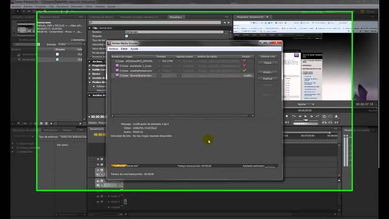 Tutorial Adobe Premier // Subtitulos automaticos - YouTube
