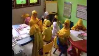 Video belajar mengaji di Sekolah Madinatur Rahmah
