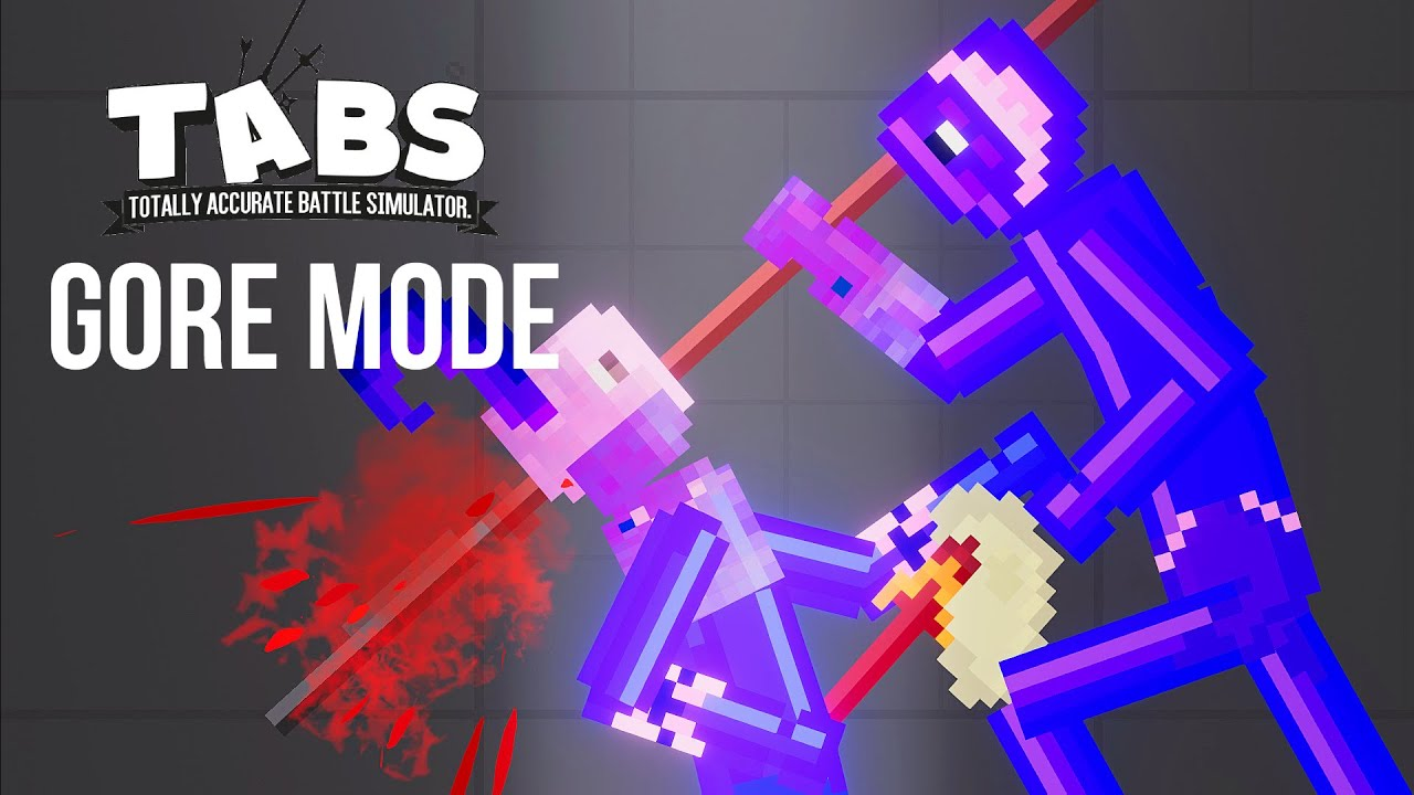 TABS Mods Battle Royal - People Playground 1.19