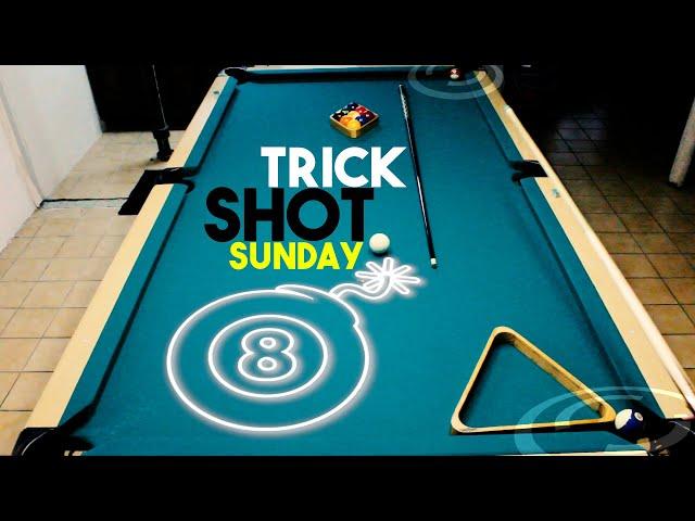 🐰🐣Trick Shot Sunday 🎱📼: Week 3