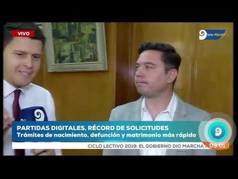 ¿Por qué han aumentado los pedidos de certificados de nacimientos? | Noticiero | Noticias Telemundo from YouTube · Duration:  2 minutes 30 seconds