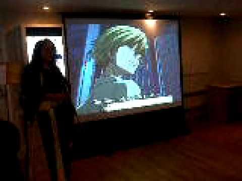 AniMiniCon 2010: Anime Music Concert - Part 1