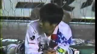 1996年 Jリーグ 浦和レッズ (4) 0x0 (5) 鹿島アントラーズ