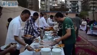 بالفيديو : حفل افطار بالكنيسة الإنجيلية المشيخية