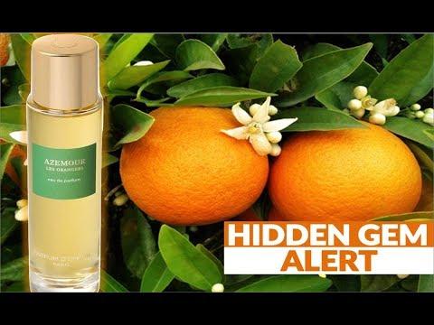 Parfum D'Empire Azemour Les Orangers | Fragrance Review | Citrus Complexity