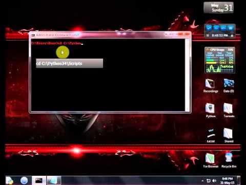 install py2exe python 2.7 linux