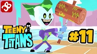 Teeny Titans - Unlock Joker - iOS / Android - Gameplay Part 11