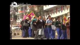 53rd Tibetan Women's Uprising Day commemorated in Dharamsala 12 March, 2012