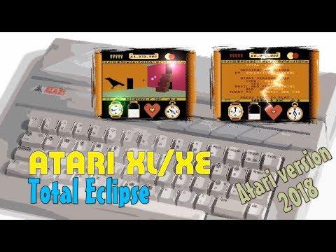 Atari XL/XE -=Total Eclipse=-