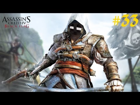 Assassins Creed IV: Black Flag Part 33 - Royal African Co Ship