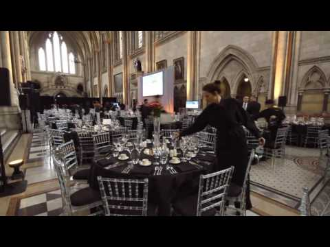 Seasoned Events- Royal Courts Of Justice Timelapse