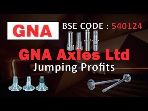 GNA Axles Ltd | Jumping Profits | Investing | Stocks And Shares | Share Guru Weekly