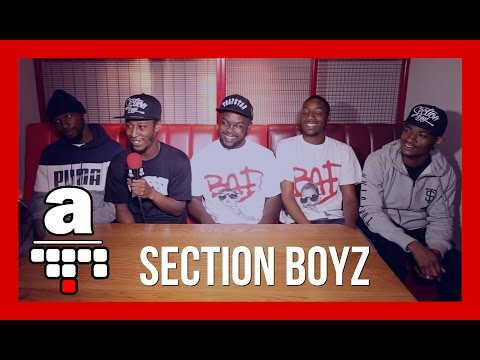 Section Boyz Talk The Best Section Boy, #AR15Project & #DontPanic | #AfterSessions