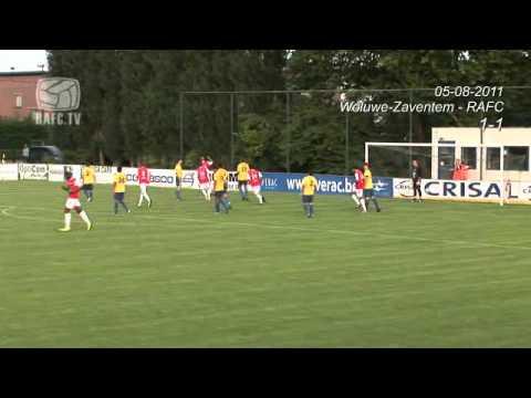 20110805 | Friendly | K.V. Woluwe-Zaventem - R.A.F.C. | RAFC.TV