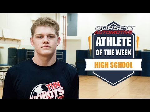 Dorsett Automotive High School Athlete of the Week - Thomas Dull