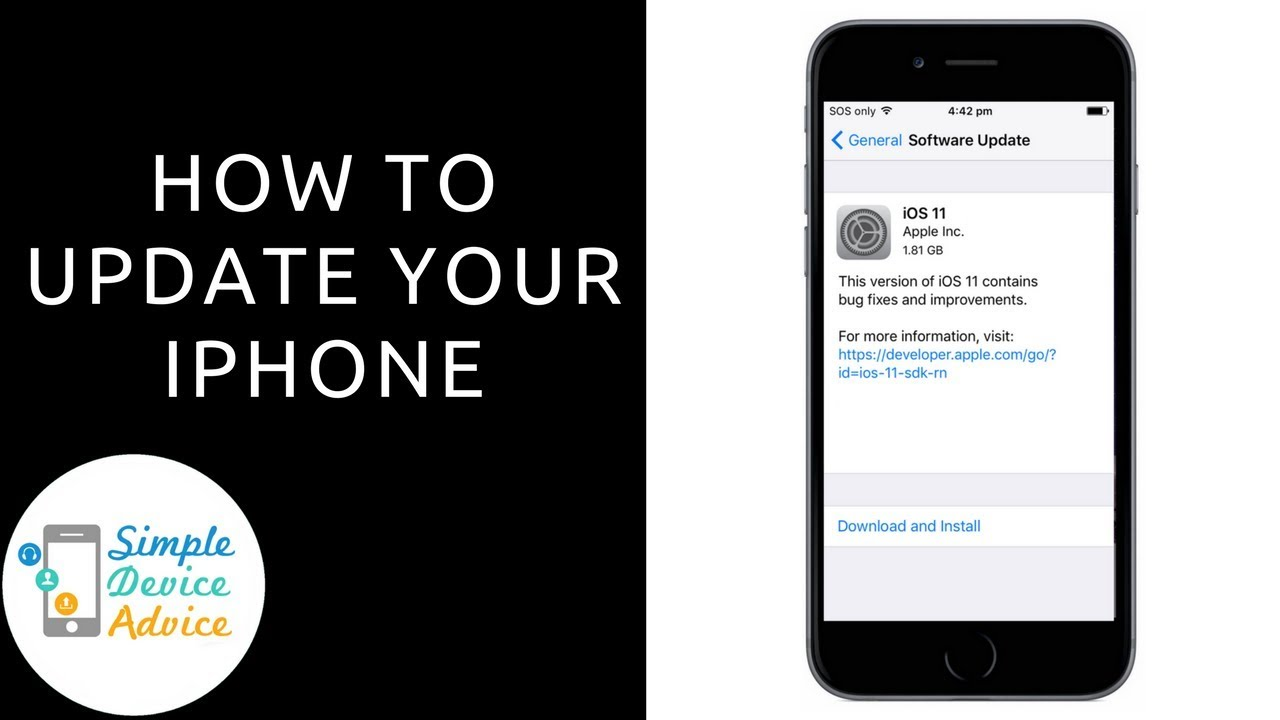 Iphone 4 tutorial for seniors choice image any tutorial examples how to update your iphone iphone tutorials for seniors youtube how to update your iphone iphone baditri Choice Image