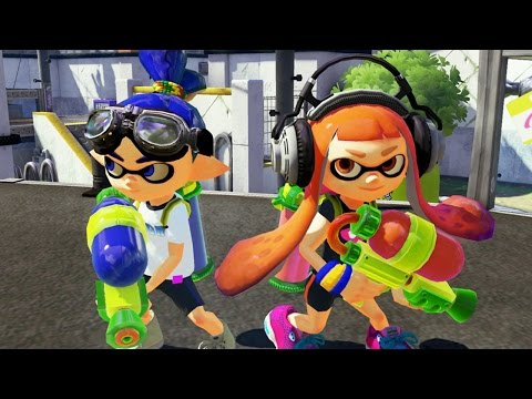Splatoon - Complete Weapon Guide