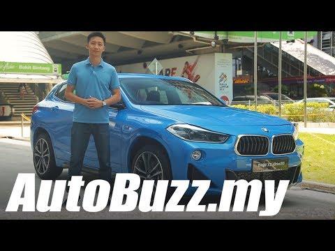 BMW X2 sDrive20i M Sport, Things You Need To Know - AutoBuzz.my