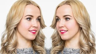 K-Beauty Makeup Tutorial   Glowing Skin and Bright Lips