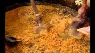 Bellam Podi tayari (Preparation of Jaggery powder)