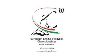 Germany - Serbia | European Sitting Volleyball Championships 2019 Men