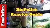 how to build a diy inexpensive bio pellet reactor youtube