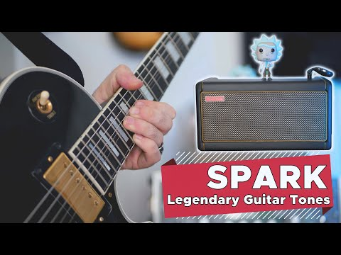 10 Legendary Guitar Tones With SPARK By Positive Grid