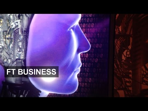 Davos 2016 – the rise of AI | FT Business
