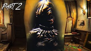 Layers of Fear Gameplay Walkthrough Freakouts, Scary Moments, Reactions Part 2